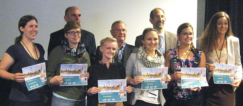 2015 Bayer Oral Presentation Award Winners